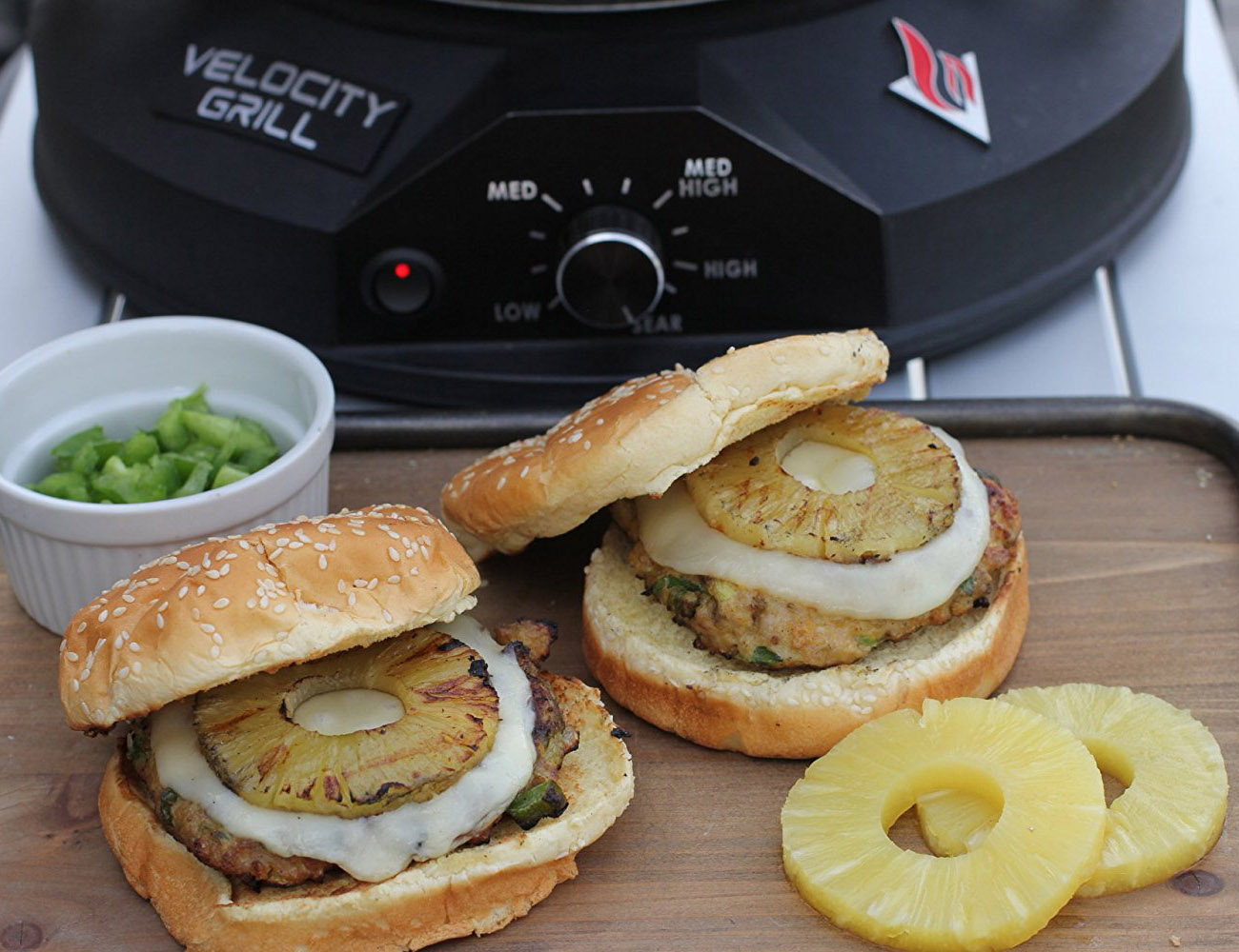 Velocity Grill, The Fastest Grill/Smoker/Stove/Boiler all in one!