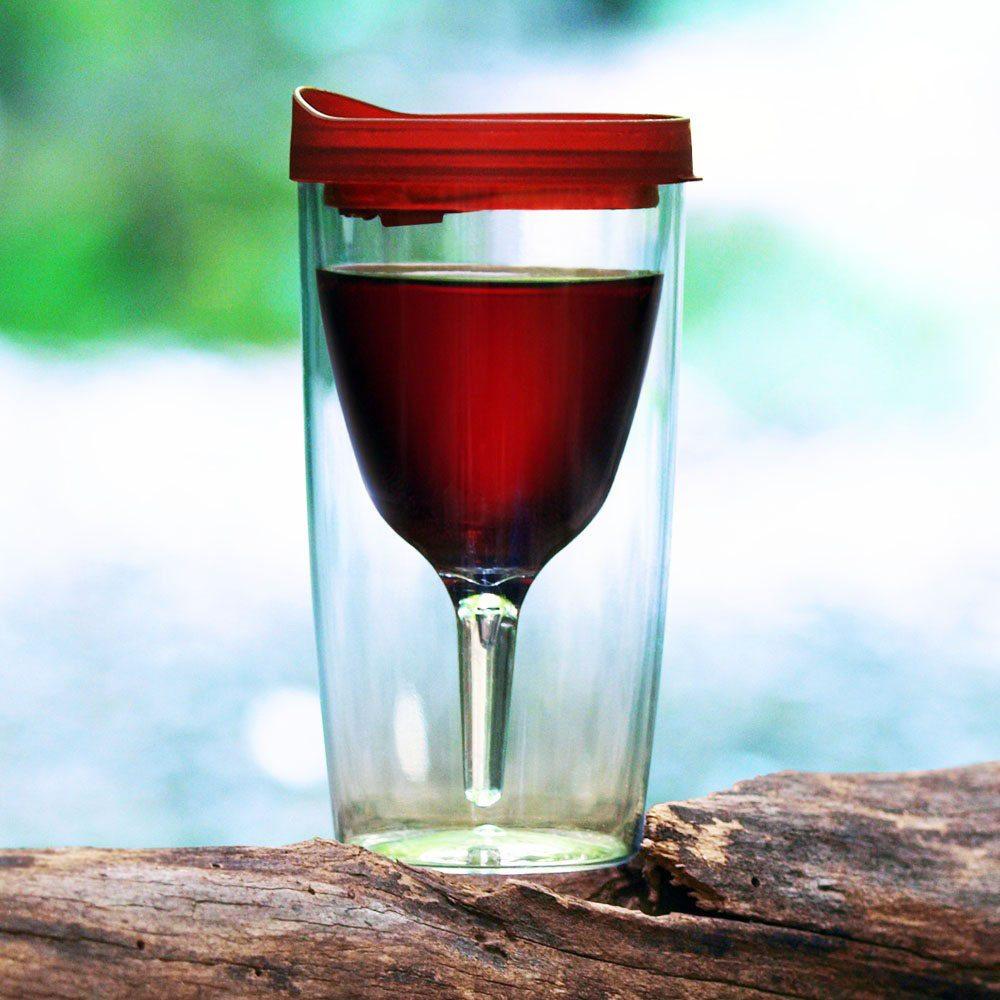 Vino 2 Go – Wine Tumbler For Outdoor Use