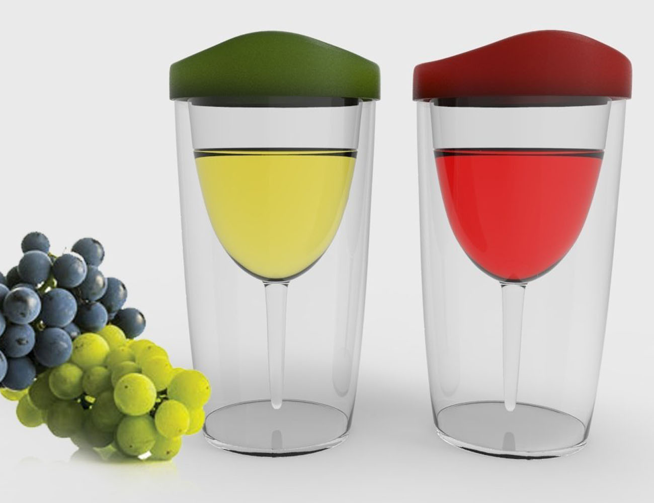 Vino 2 Go – Wine Tumbler For Outdoor Use