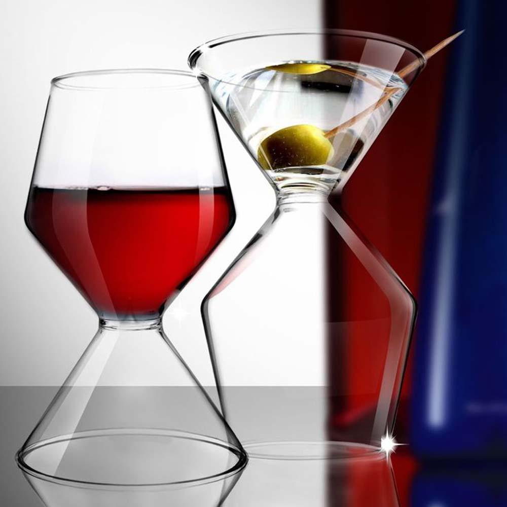 Vino-Tini 2-in-1 Glass
