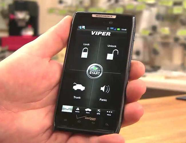 Remote Car Starter App >> Viper SmartStart Remote Car Starter System » Gadget Flow