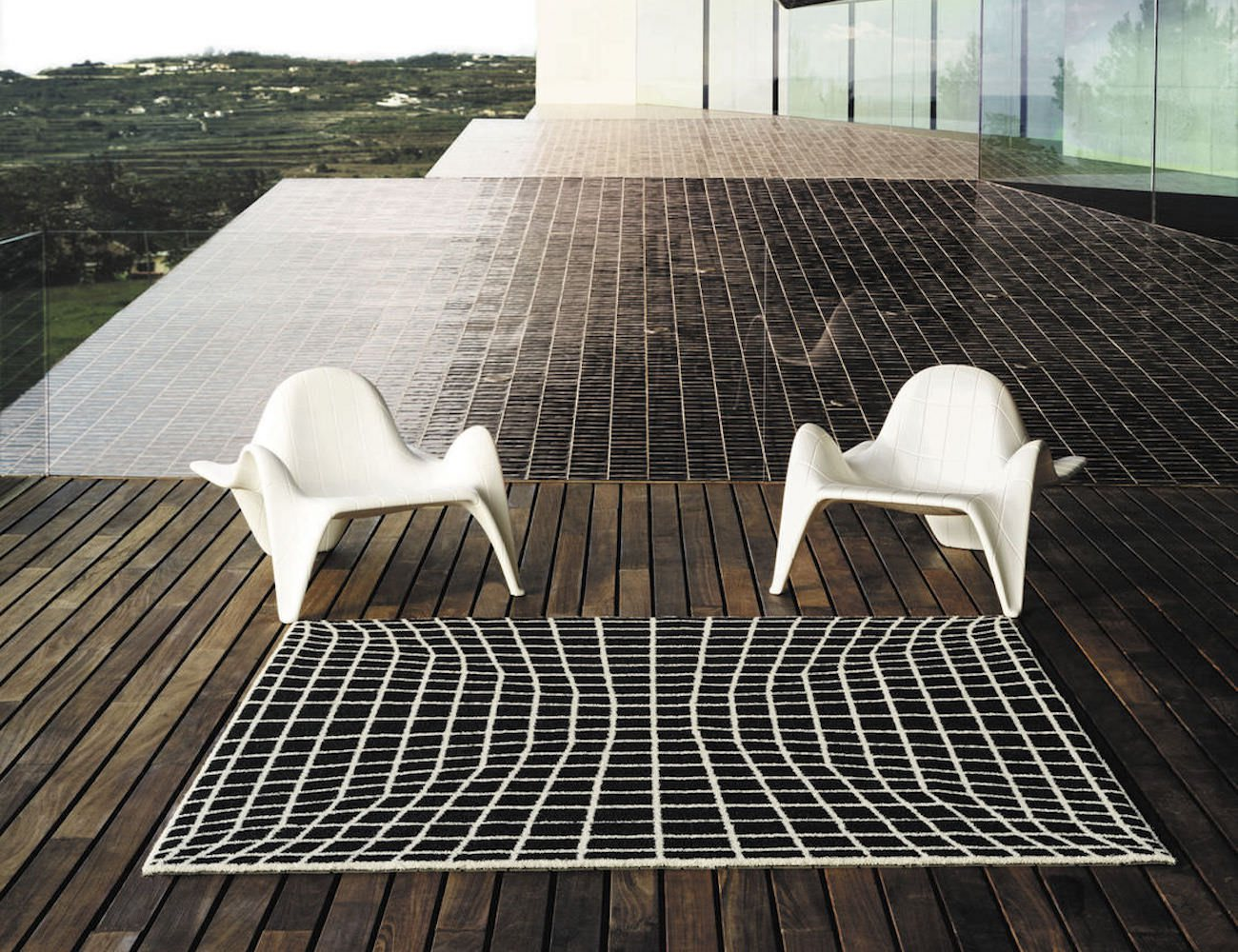 Vondom F3 Outdoor Rug