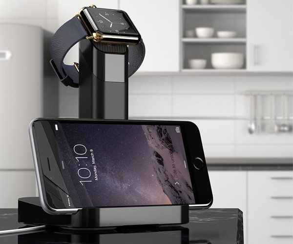 WatchStand – Charging Dock For Apple Watch and iPhone by Griffin Technology