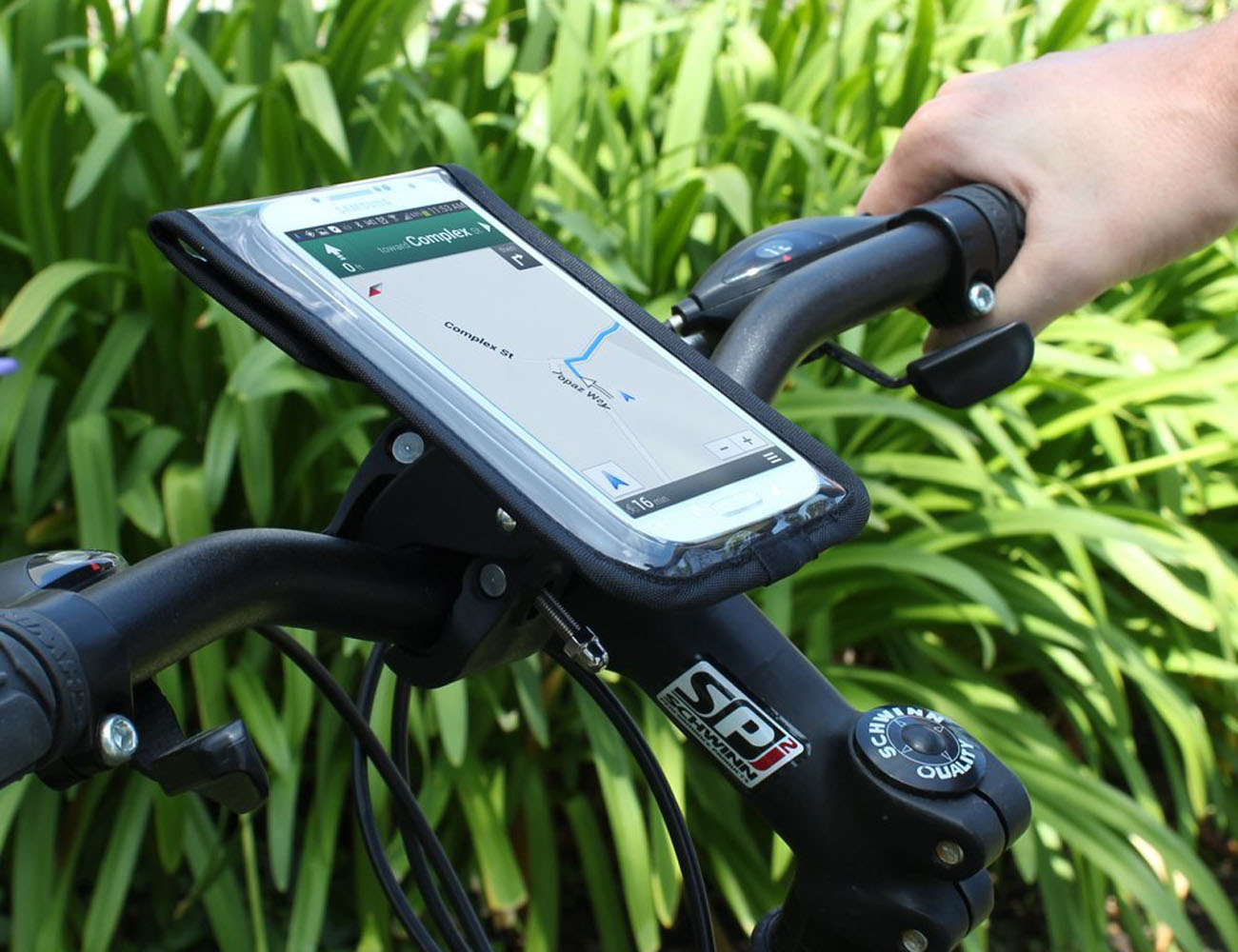 Waterproof Satechi Pro Smartphone Bike Mount
