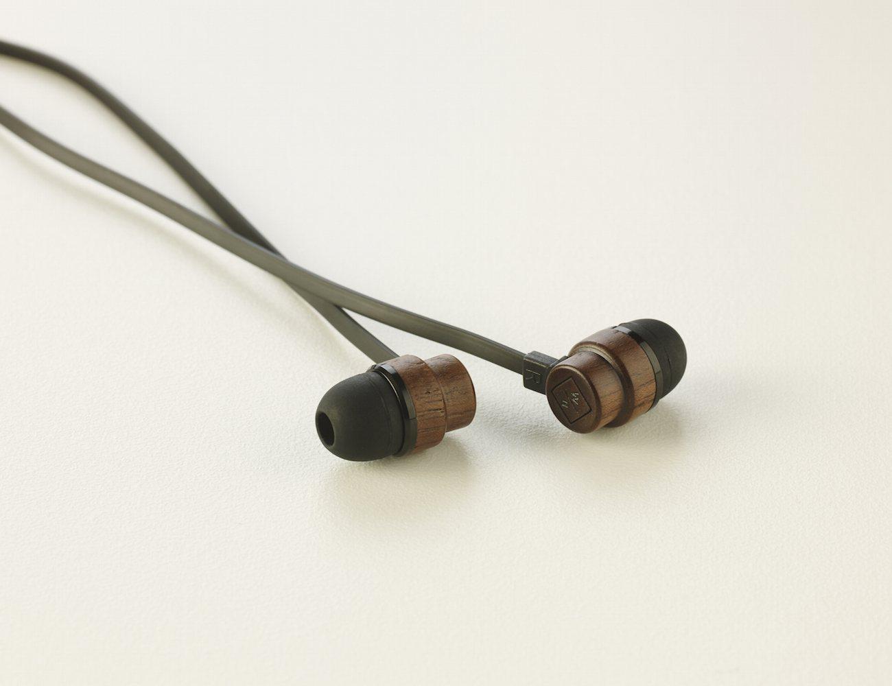 Woodbuds+In-Ear+Headphones