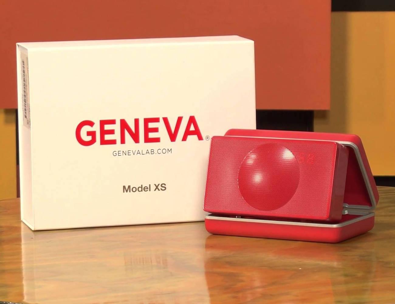 XS Sound System by Geneva