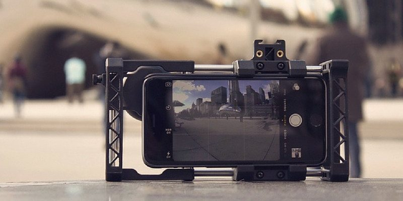 beastgrip Pro and iPhone 6 Plus