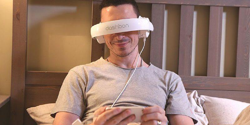 Dashbon Mask headset