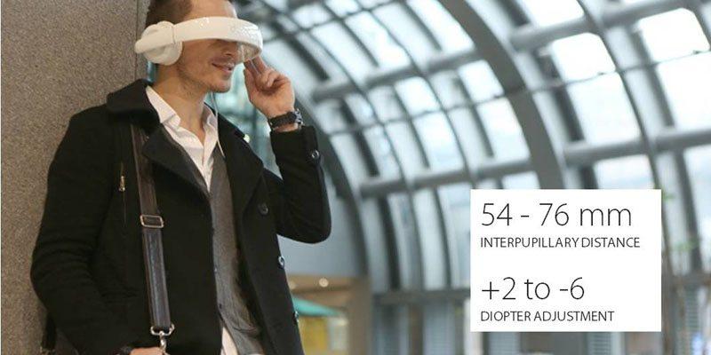 Dashbon Mask wearable tech