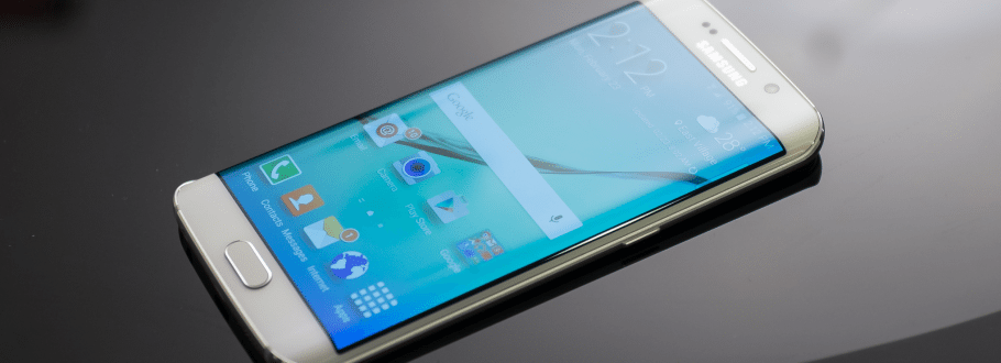 Samsung Galaxy S6 Edge Brings the Curves: How Does It Stack Up?