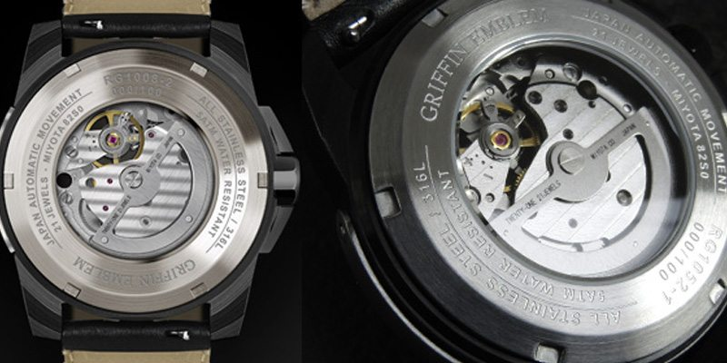 GRIFFIN EMBLEM wristwatches