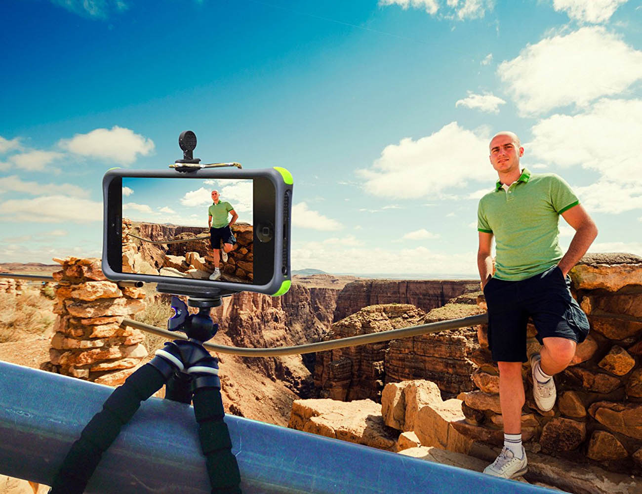 iStabilizer Flexible Smartphone Tripod