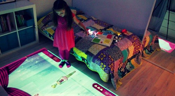 Lumo Interactive Projector Can Turn Any Room Into a Brilliant Play Space