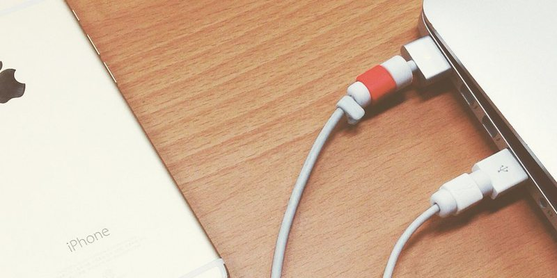 Lightning and Magsafe saver on indiegogo