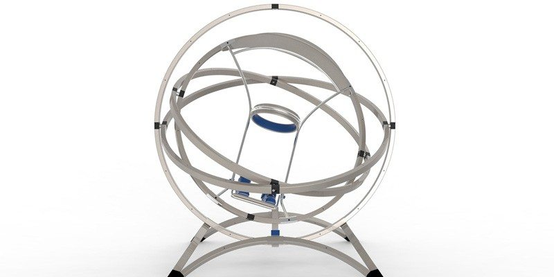 PlayBase for kids gyroscope