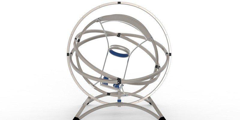 PlayBase for kids gyroscope