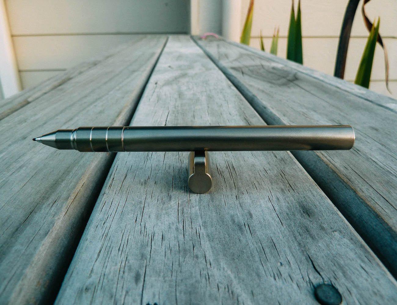 Titanium Pen – 'The One'