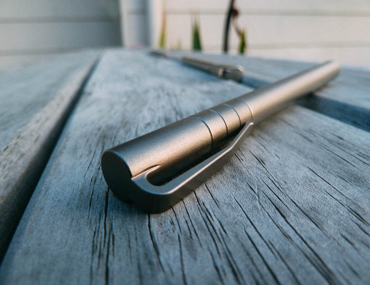 Titanium Pen – 'The One'