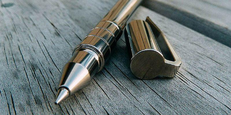 Titanium Pen on Kickstarter