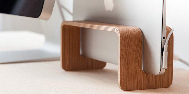 MacBook Rack – Nordic Appeal
