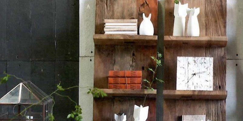 Unysn Elm Shelves by Forma Living