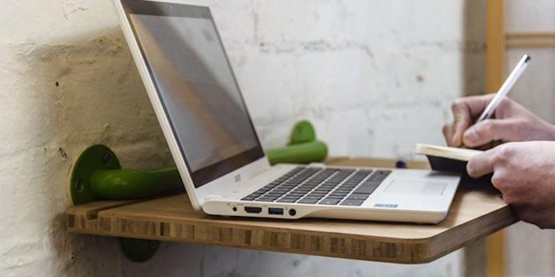 Portable Lap Desk Installation No.1