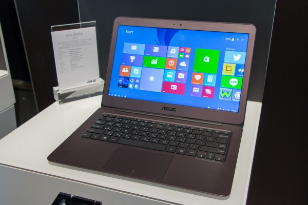 ASUS ZenBook UX305: A Tremendously Powerful Value