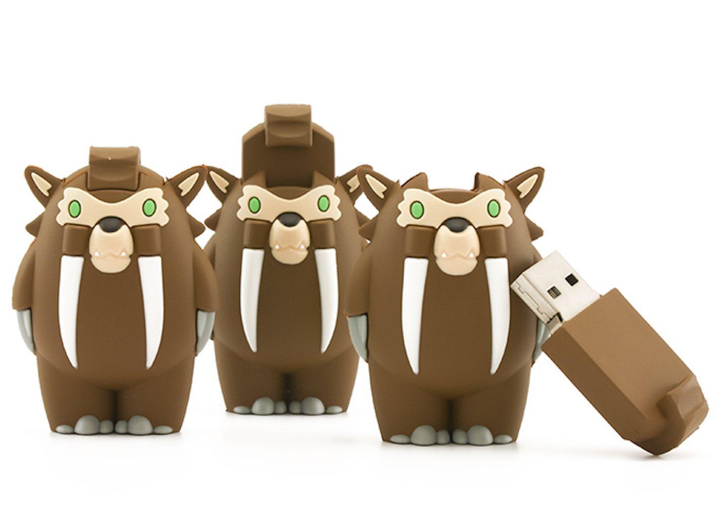 3D Custom Shaped USB Drives