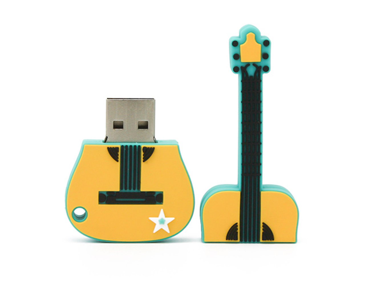 3D Custom Shaped USB Drives