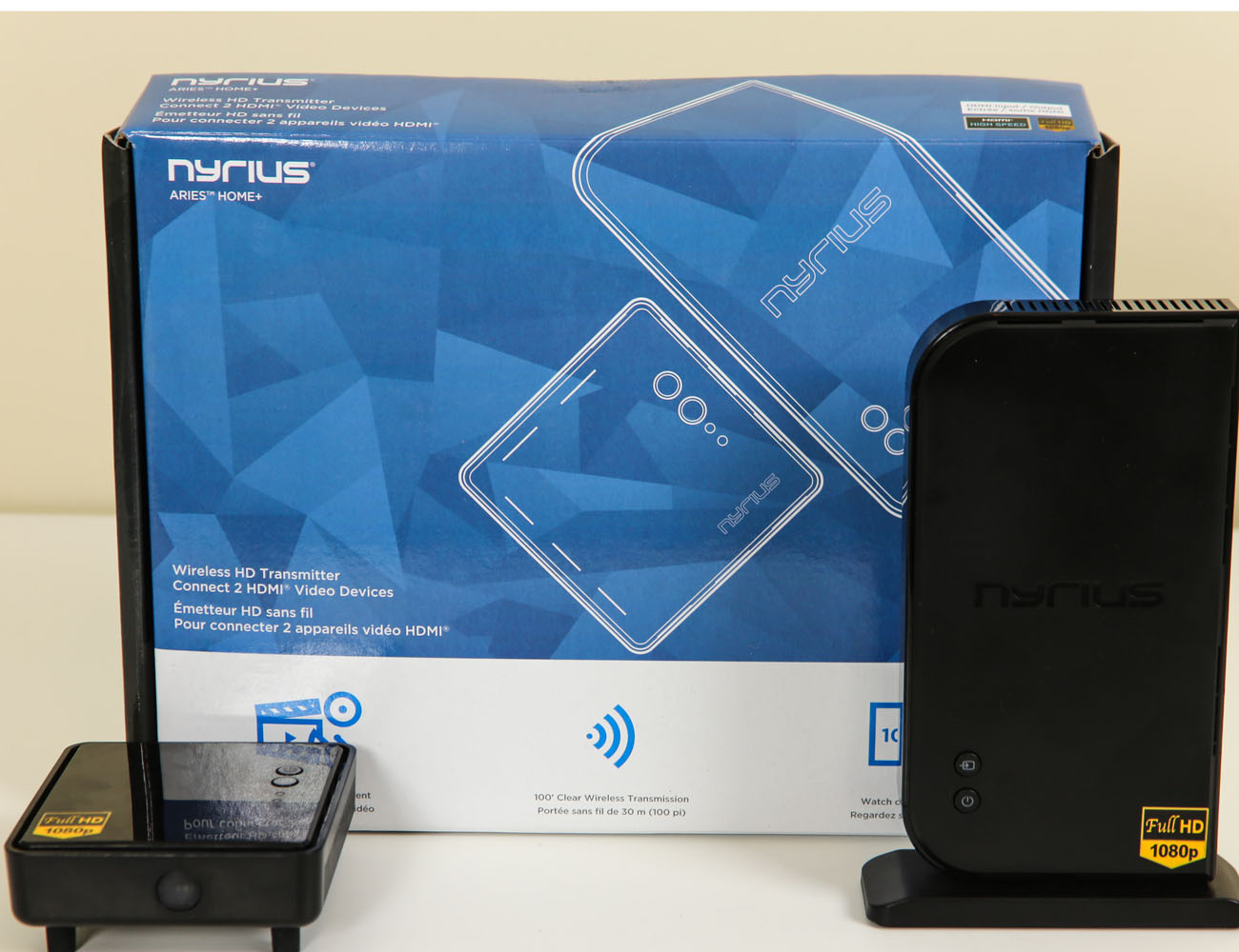 ARIES Home+ Wireless HDMI