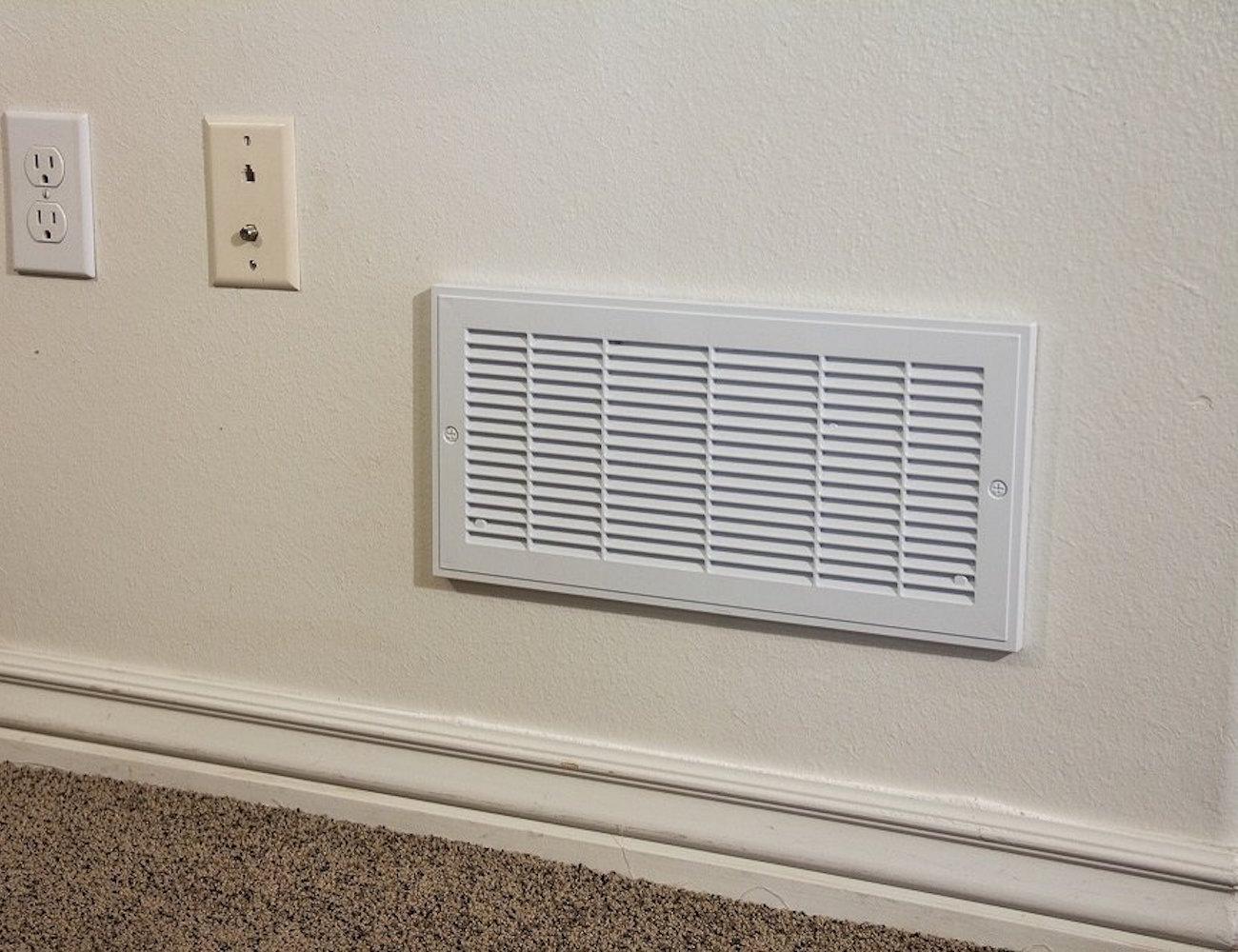 Air Ventilator For Godowns : Air vent hidden safe with rfid lock gadget flow