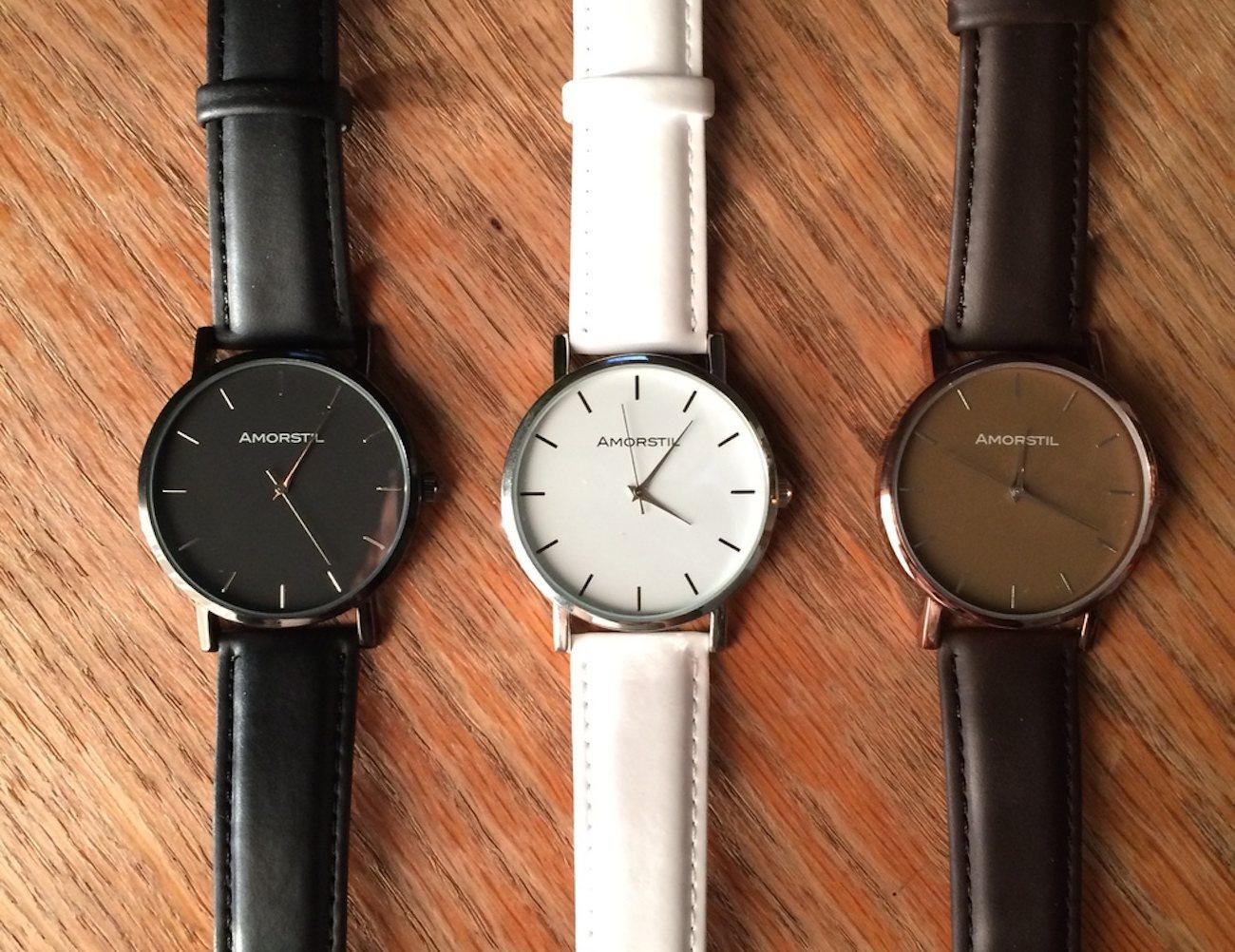 Amorstil Watch Collection