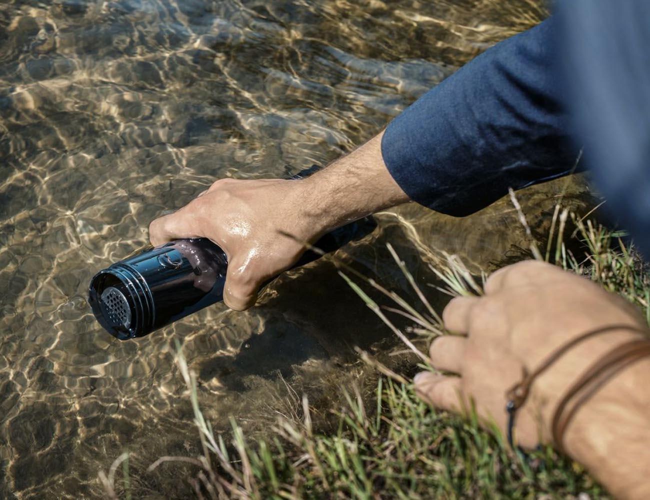 Alter Ego Water Filtration Bottle
