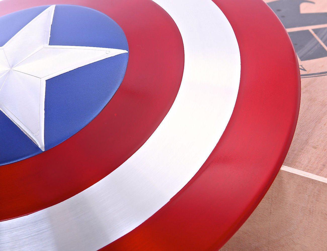 Captain America Shield loading=