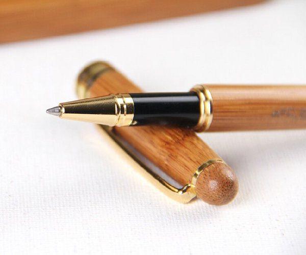 Bamboo Pen Set Review