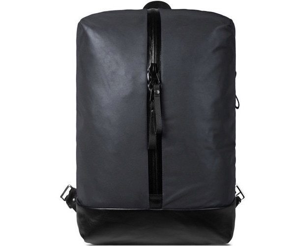 Black N.3 Backpack by Nocturnal Workshop