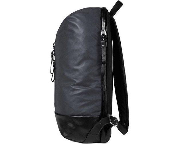 Black N.3 Backpack by Nocturnal Workshop