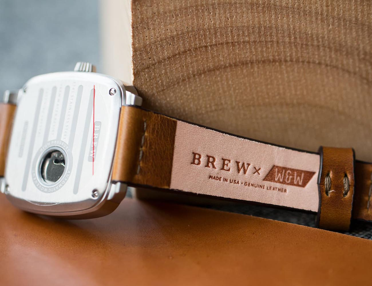 Brew Watch Co. – Coffee Inspired