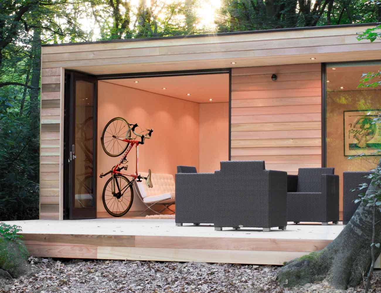 CLUG – the world's smallest bike rack