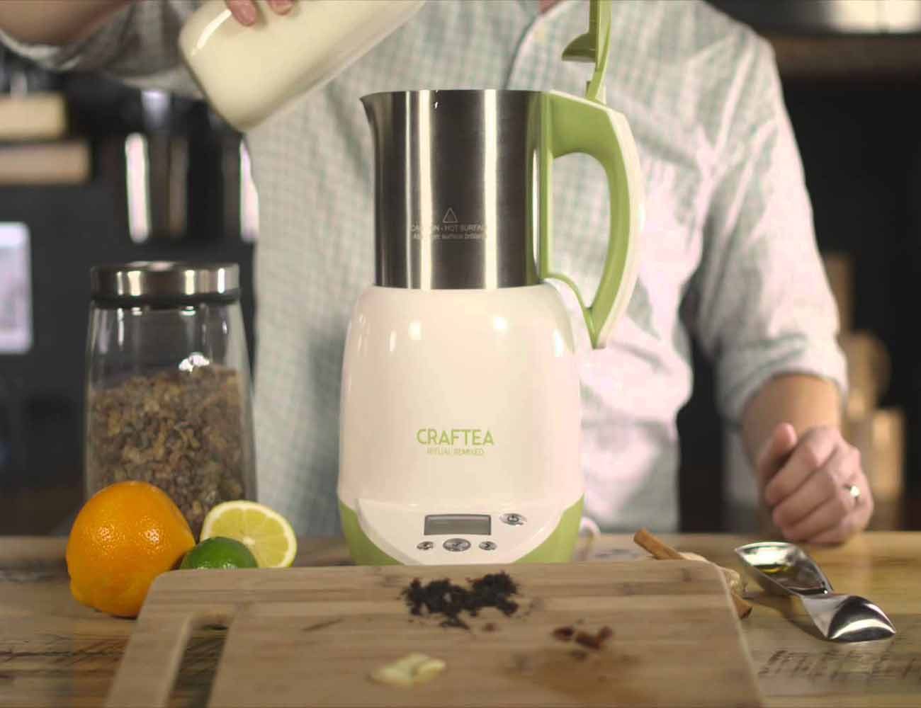 CRAFTEA – Ultimate Tea Maker