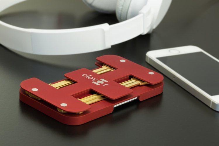 Clover Wallet 187 Gadget Flow