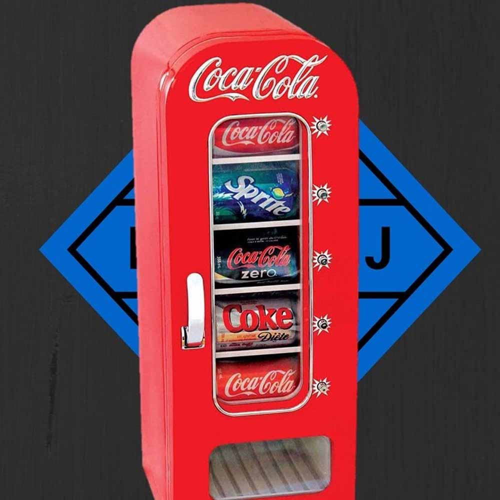 Coca-Cola+Vending+Fridge