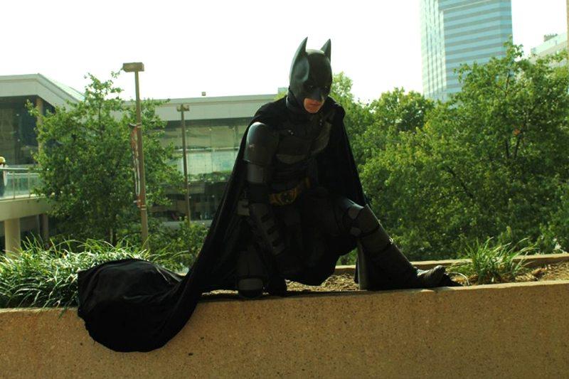 Batman Combat Suit