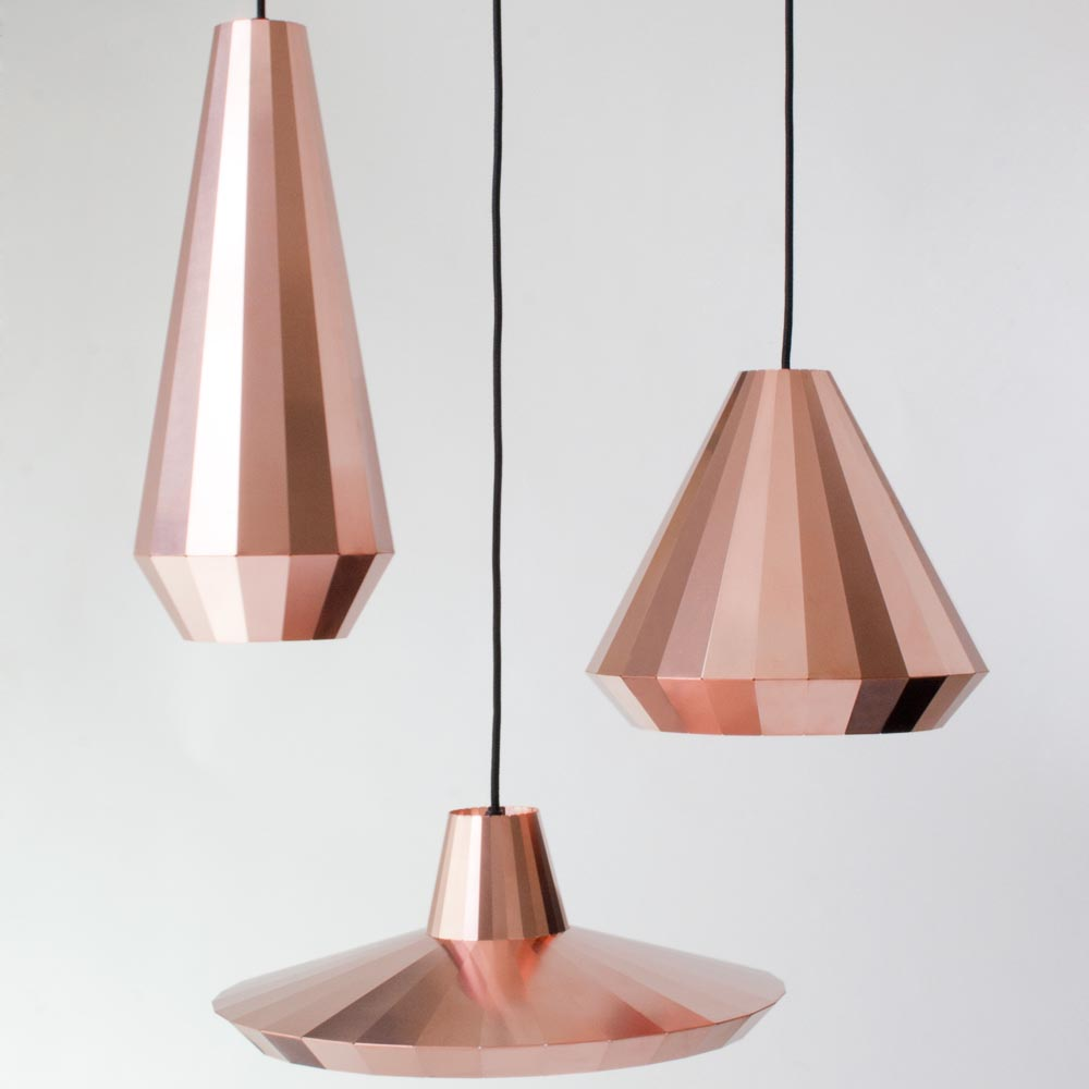 Copper Lights by David Derksen