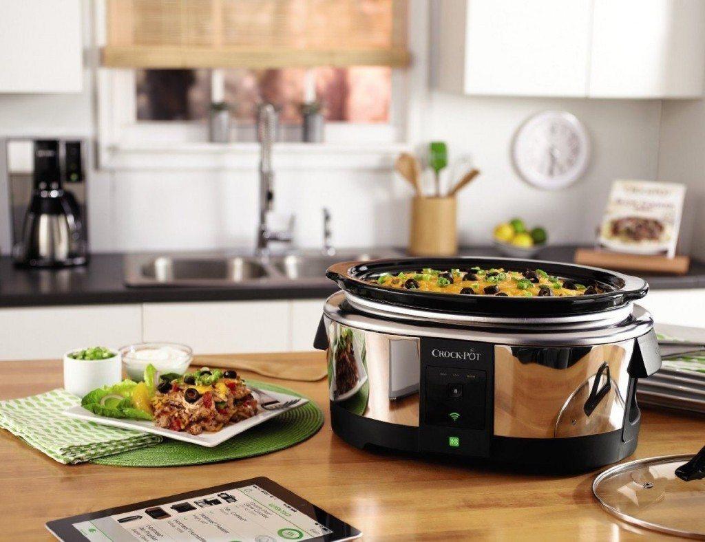 Crock-Pot WeMo Smart Slow Cooker 02