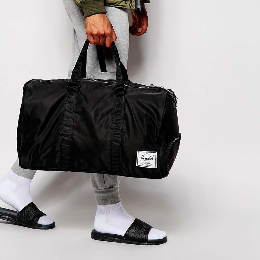Crosshatch Novel Duffel Bag by Herschel Supply Co.