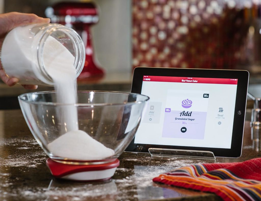 Drop+iPad+Connected+Smart+Scale