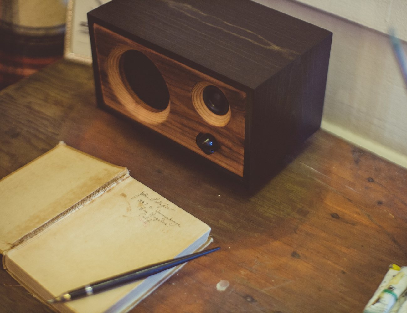Fawn+Speaker+By+Salvage+Audio