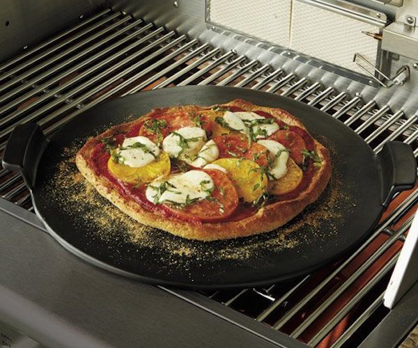 Flameproof Pizza Stone