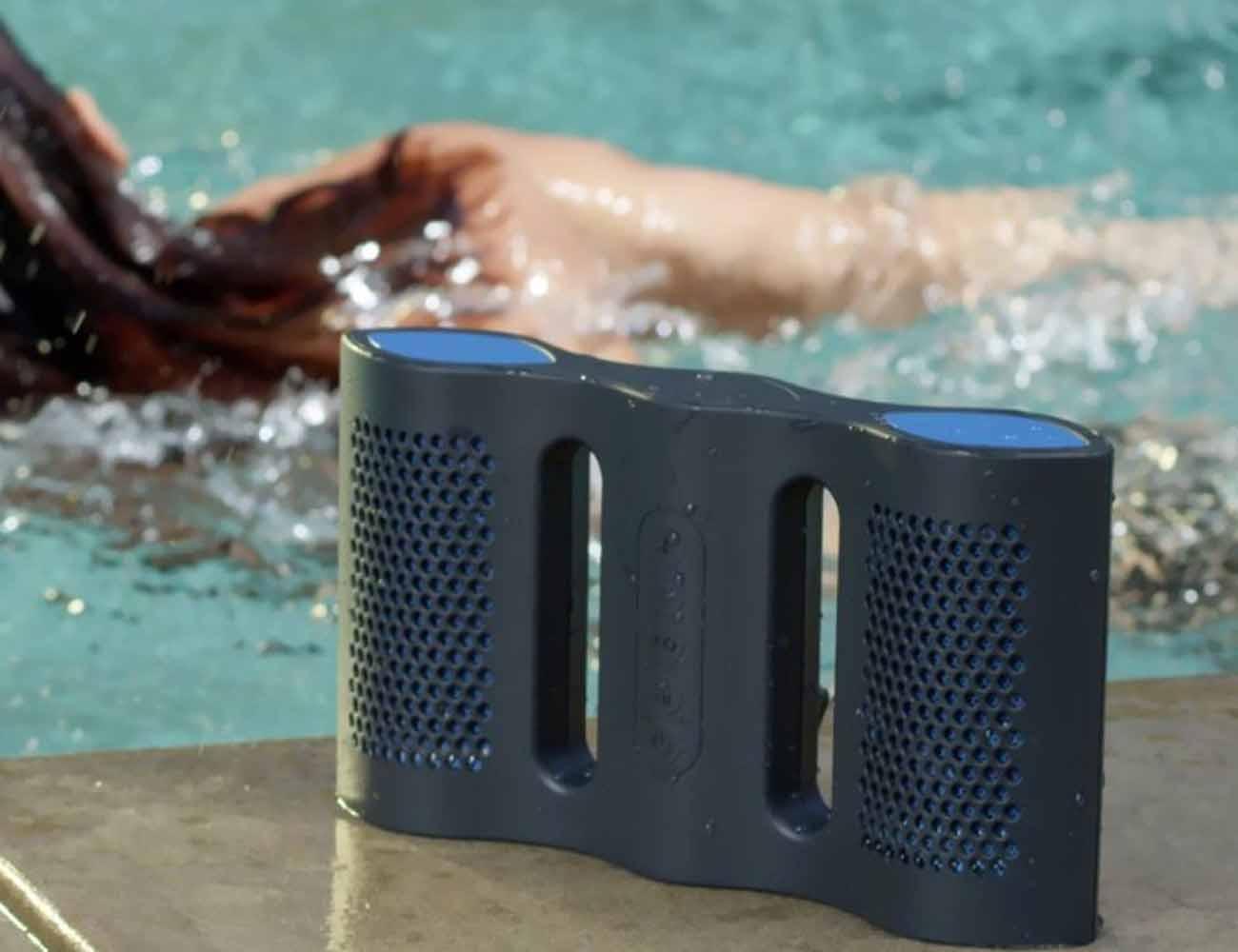 Floatable Waterproof Bluetooth Speaker by NYNE